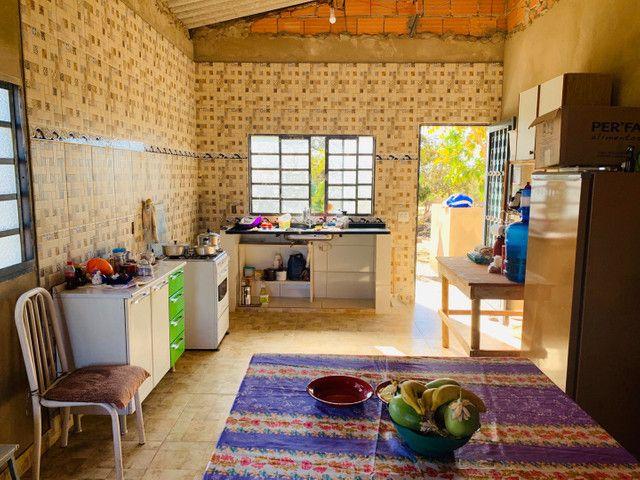 Vendo Rancho 2 quartos um suíte regiao Três Marias - Foto 5