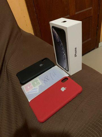 IPhone XR 64gb preto zero - Foto 5