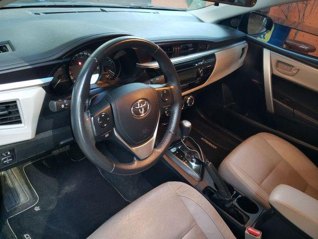 Corolla Upper 2017  R$68.900,00 - Foto 5
