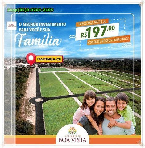 Itaitinga Loteamento- Adquira já o seu !>! - Foto 10