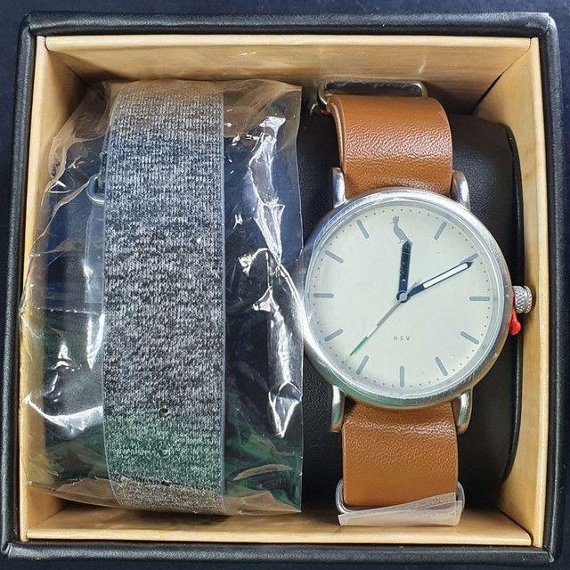 Relógio Reserva original, garantia de 1 ano