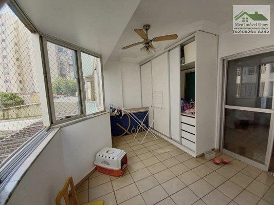 Apartamento belo com 3 qts e com armarios ate na sacada - Foto 5