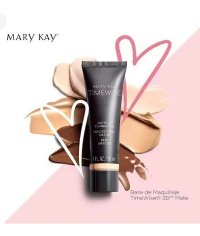 Base TimeWise 3D Mary Kay - Foto 2