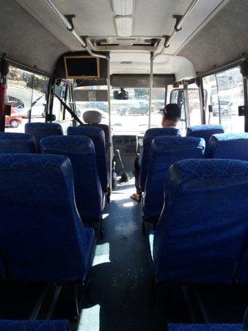Micro ônibus Iveco