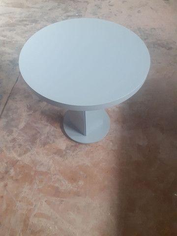 Mesa de centro ou mesa lateral para sofá