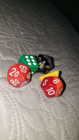Dados para RPG