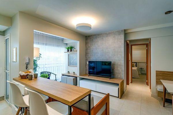 Apartamento 2Q Viva mais Parque Cascavel - Foto 2