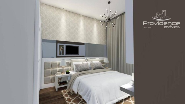Apartamento com 3 dormitórios à venda, 130 m² por R$ 600.000,00 - Jardim La Salle - Toledo - Foto 16
