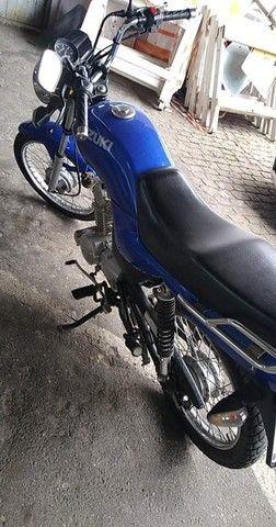 Vendo Scooter Suzuki GS 120 - Foto 3