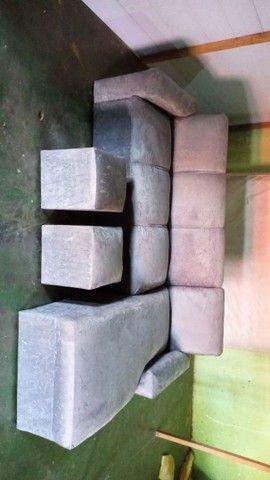 Vendo sofá e reformo  - Foto 4