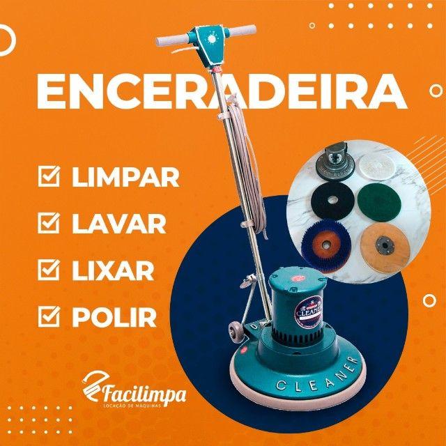 Aluguel de Enceradeira Plus Stihl Clean 350 - Foto 6