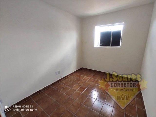 Cidade Universitária, 2 quartos, 58m², Água inclusa, R$ 700, Aluguel, Apartamento, João Pe - Foto 2