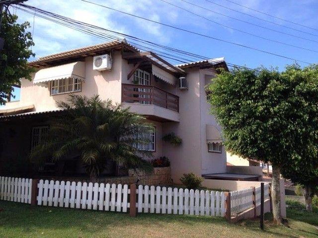 Casa de condomínio à venda com 3 dormitórios cod:CC00107