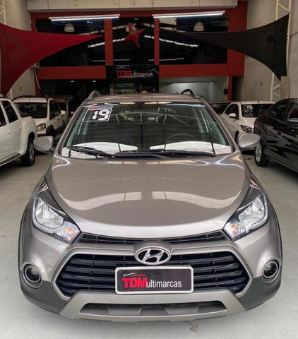 Hyundai HB20X Style 1.6 Flex 16V Aut. 2018/2019 - Foto 2