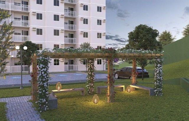 Jardim das Margaridas - Apt de 2 e 3qts sendo 1 suíte, varanda e lazer completo. Conheça! - Foto 3
