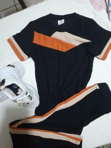 Conjunto de calça em montaria  - Foto 4