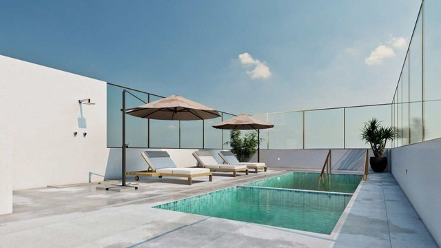 Apartamento com 1 dorm, Canto do Forte, Praia Grande - R$ 246 mil, Cod: 123 - Foto 10