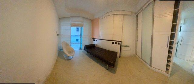 O melhor 2 quartos na Praia da Costa - Amplo e Alto Luxo na Av Gil Veloso - Vista Frontal! - Foto 17