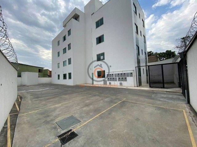 Apartamento para venda tem 60 metros quadrados com 2 quartos em Mantiqueira - Belo Horizon