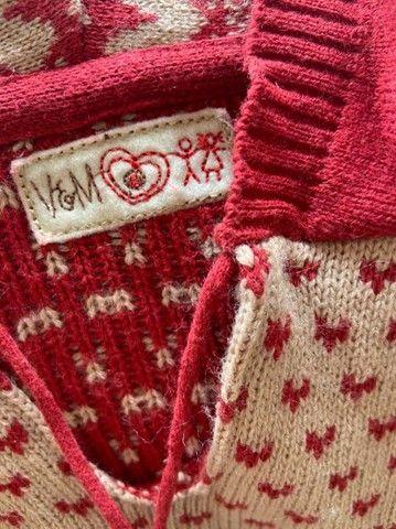 Poncho lã - Foto 3