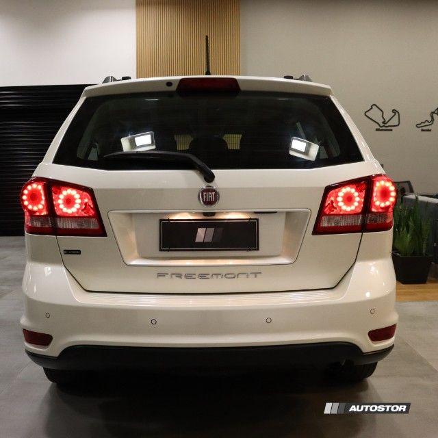 Fiat Freemont Presision Branca Pérola 2014 - Foto 4