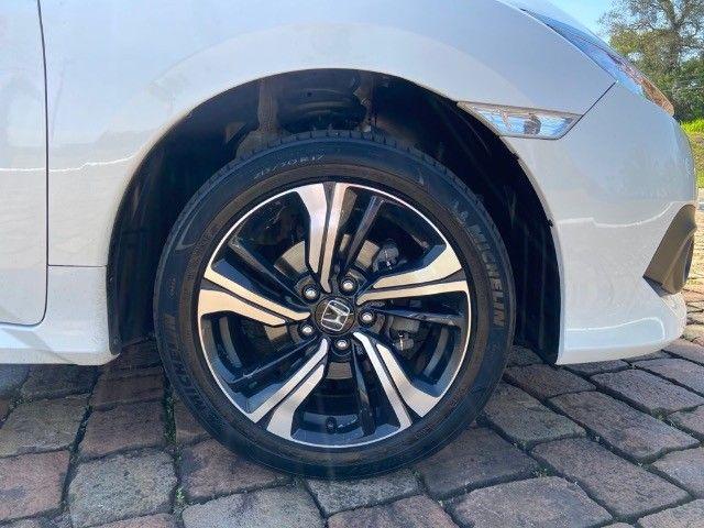 Honda Civic Touring 1.5 Turbo 2017 (Abaixo da file) - Foto 15