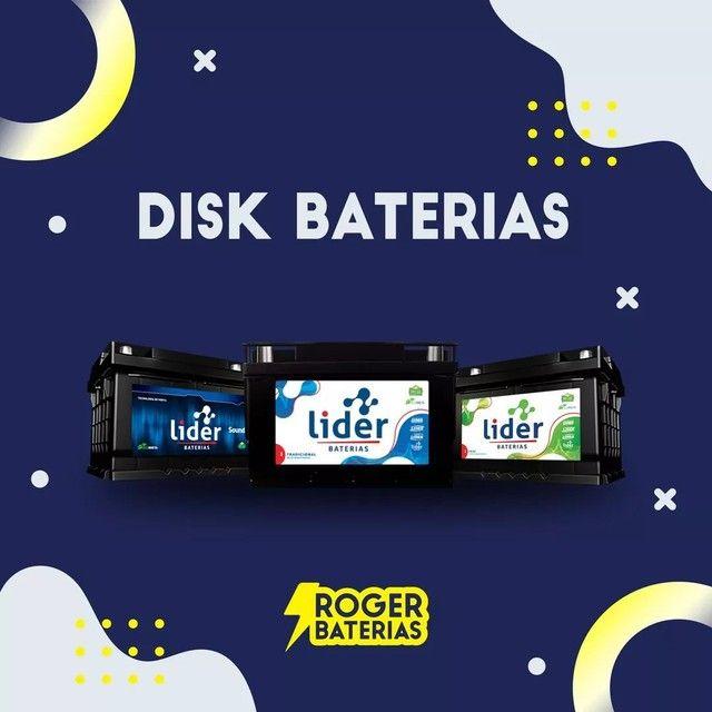 Bateria lider 60 ah convencional melhor preço