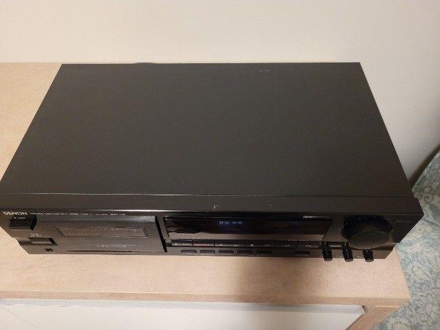 Tape Deck Denon DRM 740 - Foto 4