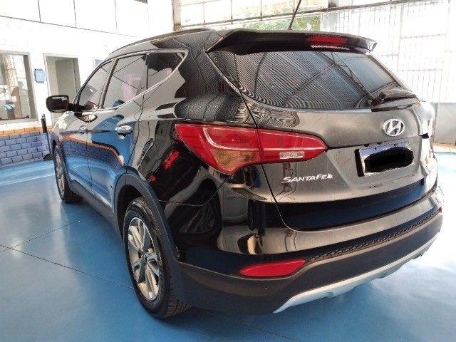 Hyundai Santafé GLS 3.3l V6 2014 - Foto 4