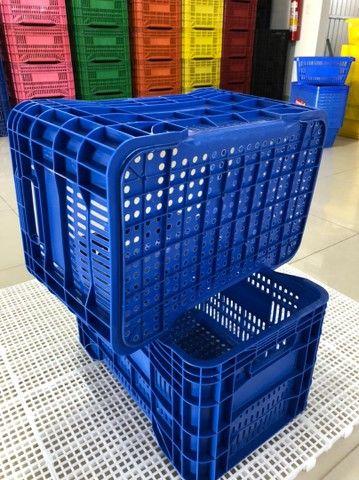 Caixas Agricolas coloridas A pronta entrega - Foto 2
