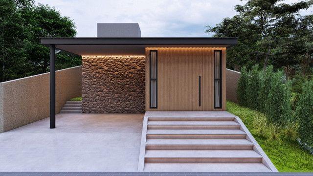 Casa com Piscina - 3 suites - Damha