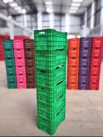Caixa Agricola colorida  - Foto 2