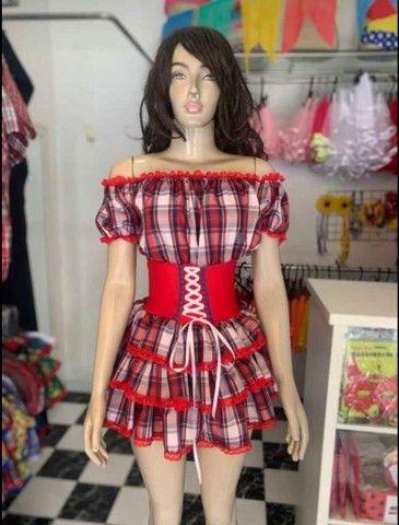 Festa  junina vestido  - Foto 3
