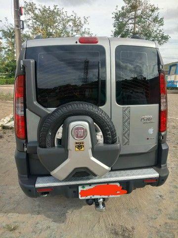 vendo Fiat doblo adventure 1.8 Locke Xingu flex - Foto 3