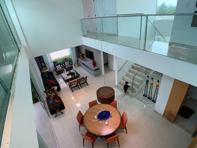 Casa linda e aconchegante com 4 suítes e localizada no Condomínio Laguna. - Foto 6