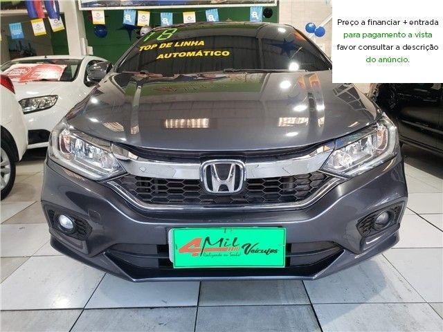 Honda City 2018 1.5 ex 16v flex 4p automático