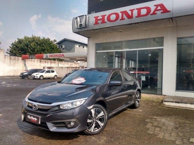 Honda Civic EX 2.0 FLEX AUT 4P