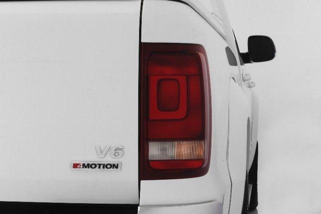 volkswagen amarok 3.0 v6 tdi diesel highline extreme cd 4motion automático - Foto 7