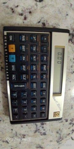 Calculadora HP 12 C  - Foto 4