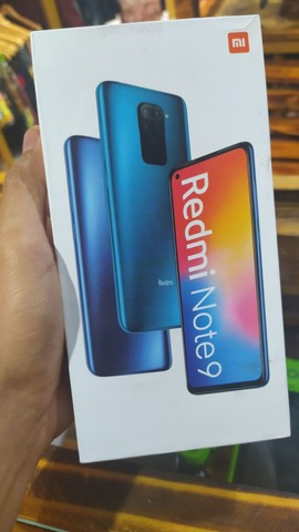 Redmi Note 9 white  - Foto 6