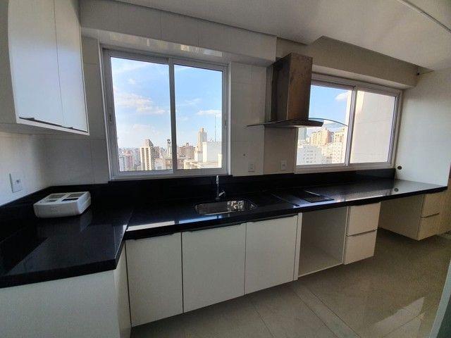 Linda apartamento de 02 quartos com lazer completo na Savassi!! - Foto 4