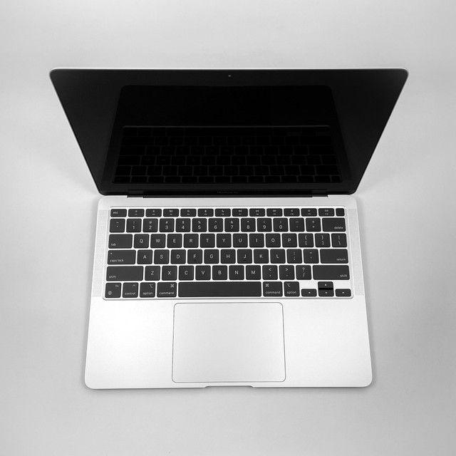 MacBook Air M1 2020 256GB Silver  - Foto 3