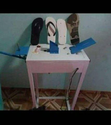 Máquina de fazer sandália  - Foto 2