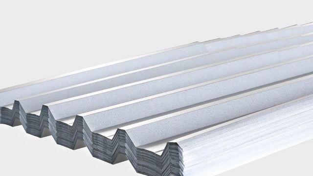 Telha zinco Congonhas Lafaiete |Ouro Branco - Melhor preço - Galvalume , e perfis - Foto 2
