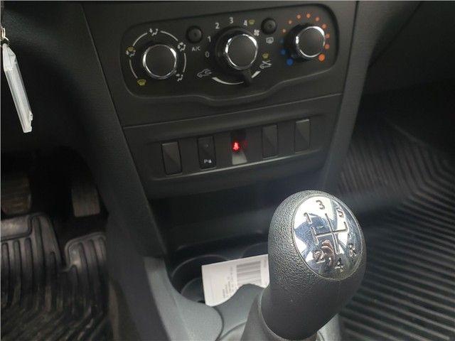 Renault Logan 2020 1.0 12v sce flex zen manual - Foto 14