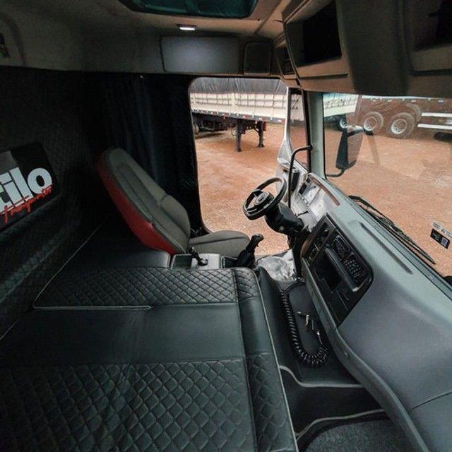 Caminhão Truck Volvo Vm260 6x2 Carroceria Sider 2011 Vm 260 #Com Sinal De R$23.000,00 - Foto 8