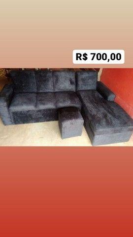 Vendo sofá e reformo  - Foto 2