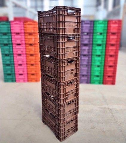 Caixa Agricola colorida  - Foto 5