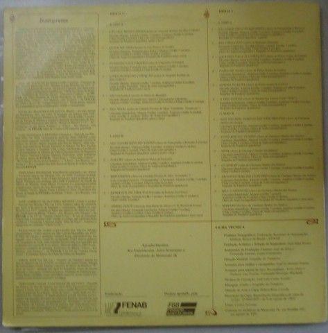 Lp O Malho 1991 Chorando Callado 2 Vinil Duplo Fenab Bmg - Foto 2