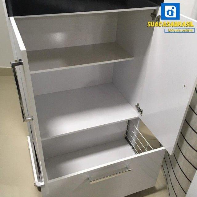 Balcão Fruteira para Cozinha  ( NOVO NA CAIXA ) - Foto 2